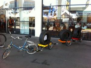 mini vélo hercule